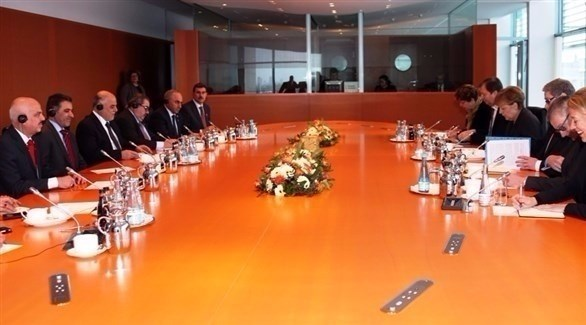 اجتماع لمجلس الوزراء الألماني (أرشيف)