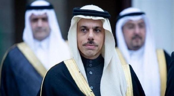 وزير الخارجية السعودي فيصل بن فرحان بن عبدالله  (أرشيف)