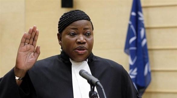 مدعية المحكمة الجنائية الدولية فاتو بنسودة (أرشيف)