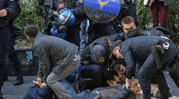 الشرطة التركية تعتقل مطلوبين ( أرشيف)
