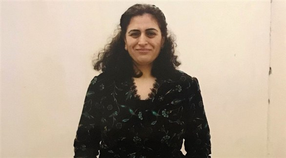 النسياسية الكردية المعتقلة في تركيا سباهات تونجل (أرشيف)