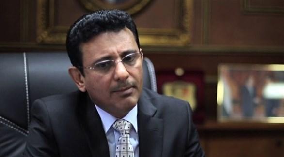 السفير محمد مارم (أرشيف)