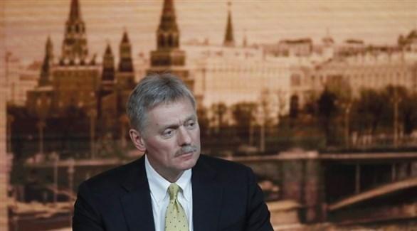 المتحدث الروسي ديمتري بيسكوف (أرشيف)