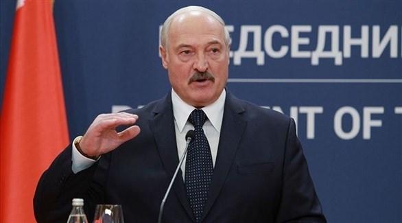 رئيس بيلاروسيا  ألكسندر لوكاشينكو (أرشيف)