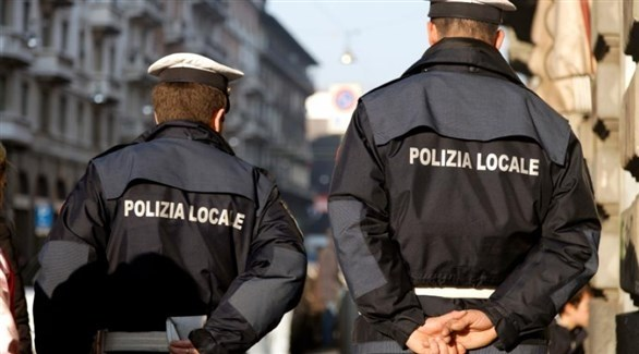عناصر من الشرطة الإيطالية (أرشيف)