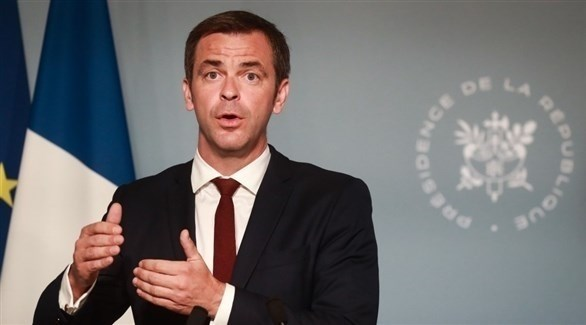 وزير الصحة الفرنسي أوليفييه فيران (أرشيف)
