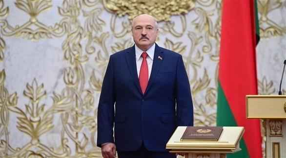 رئيس بيلاروسييا ألكسندر لوكاشينكو  (أرشيف)