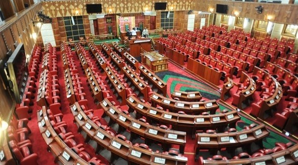 جانب من البرلمان الكيني (أرشيف)
