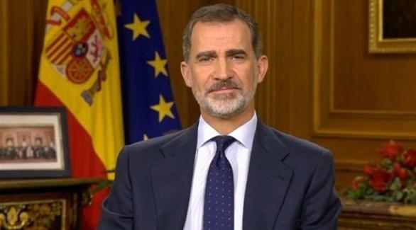 ملك إسبانيا فيليب السادس (أرشيف)