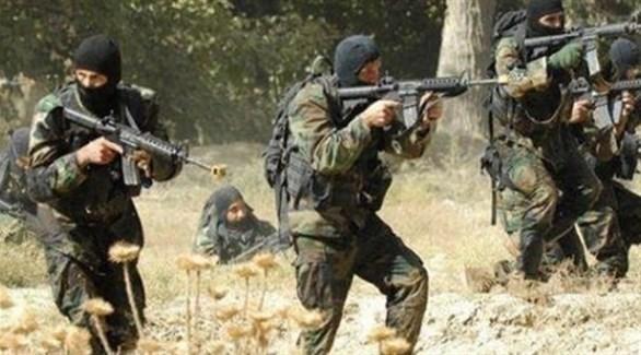 الجيش الجزائري (أرشيف)