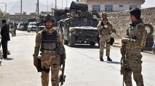 قوات الأمن الأفغانية  (أرشيف)