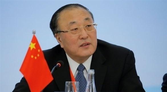 مبعوث الصين لمنظمة الأمم المتحدة تشانغ جون (أرشيف)