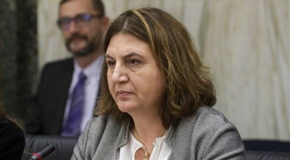 وزيرة العمل الإيطالية نونتسيا كاتالفو (أرشيف)