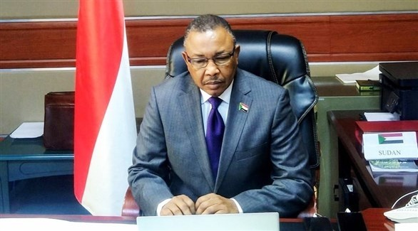 وزير الخارجية السوداني عمر قمر الدين (أرشيف)