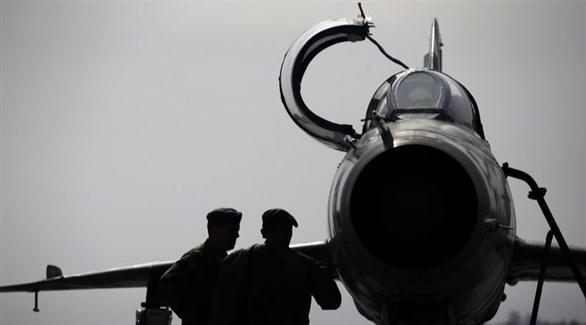 طائرة مقاتلة من طراز ميغ 21 (أرشيف)