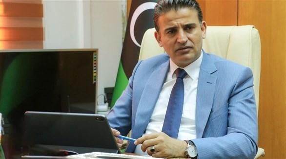 وزير الدفاع في حكومة الوفاق صلاح النمروش (أرشيف)