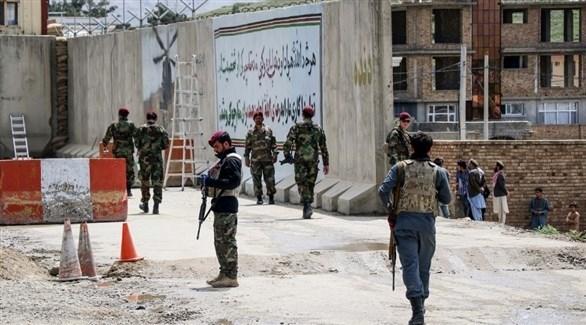 عناصر من الأمن الأفغاني (أرشيف)