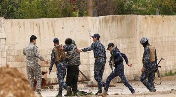 قوات الأمن العراقية (أرشيف)