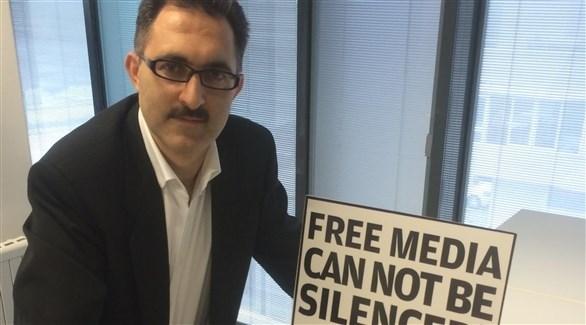 الصحافي عبد الله بوزكورت