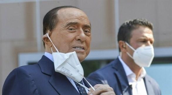 رئيس الحكومة الإيطالية الأسبق سيلفيو برلسكوني (أرشيف)