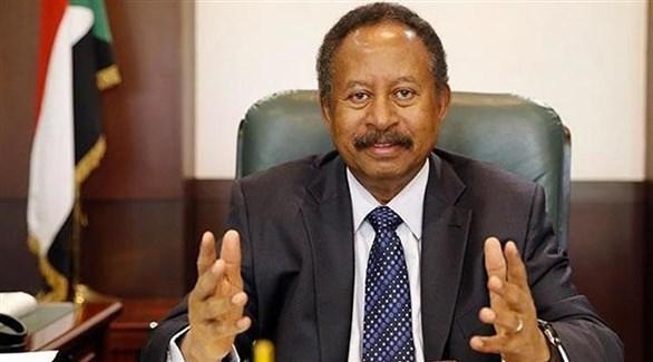 رئيس الوزراء السوداني عبدالله حمدوك (أرشيف)