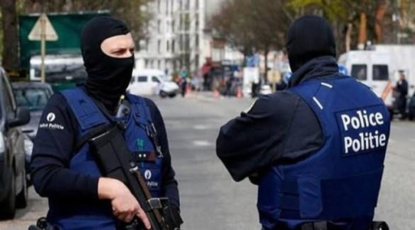 الشرطة البلجيكية (أرشيف)