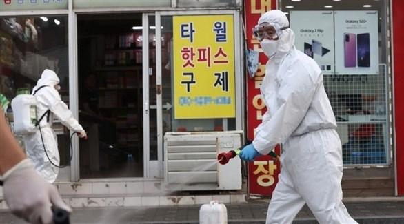 حملات التعقيم في كوريا الجنوبية (أرشيف)