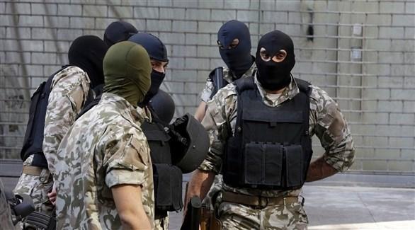 عناصر من قوت الأمن في لبنان (أرشيف / أ ب)