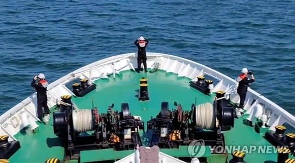 قوات خفر السواحل الكورية الجنوبية (يونهاب)