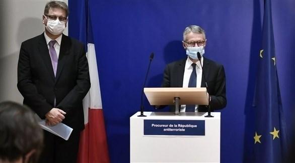 المدعي العام لمكافحة الإرهاب في فرنسا جان فرانسوا ريكار (أ ف ب)