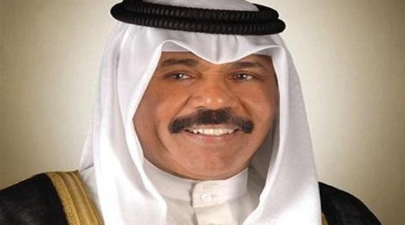 أمير الكويت الجديد الشيخ نواف الأحمد الجابر الصباح (أرشيف)