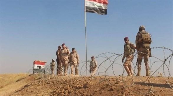 جنود عراقيون على الحدود مع سوريا (أرشيف)