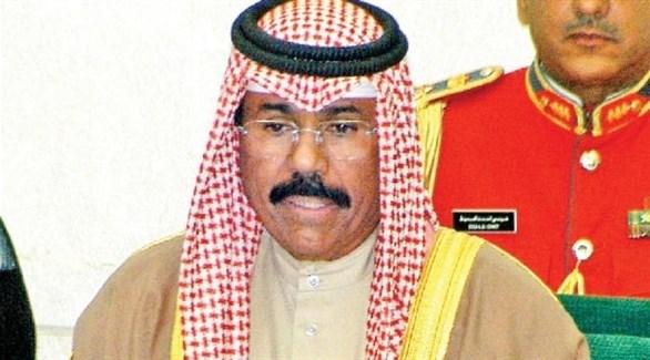 أمير الكويت الجديد الشيخ نواف الأحمد (أرشيف)