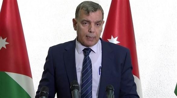 وزير الصحة الأردني سعد جابر (أرشيف)