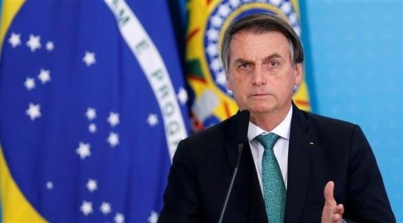 الرئيس البرازيلي جايير بولسونارو (أرشيف)