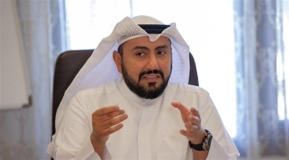 وزير الصحة الكويتي الشيخ الدكتور باسل الصباح (أرشيف)