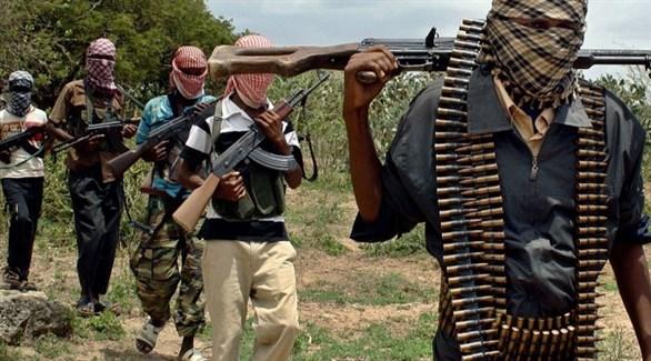 إرهابيون من داعش في نيجيريا (أرشيف)