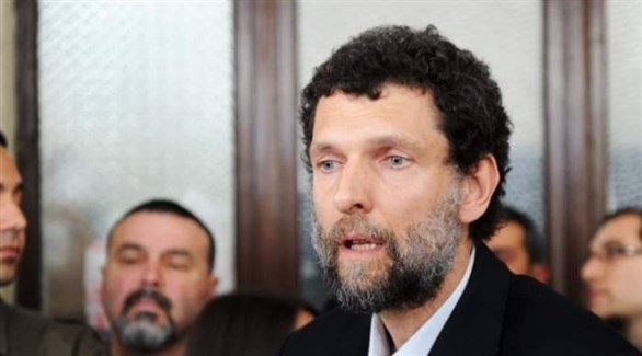 رجل الأعمال التركي المعتقل عثمان كافالا (أرشيف)