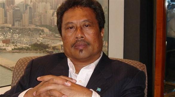 رئيس بالاو  تومي ريمينغيسو (أرشيف)