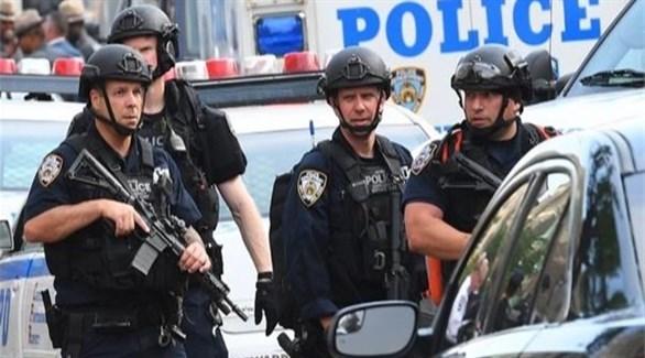 عناصر من الشرطة الأمريكية (أرشيف)