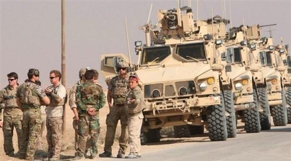 عناصر من التحالف الدولي في العراق (أرشيف)