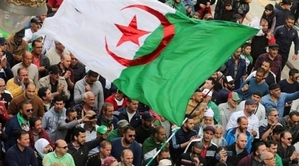 الحراك الشعبي في الجزائر (أرشيف)