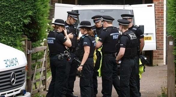الشرطة البريطانية (أرشيف)
