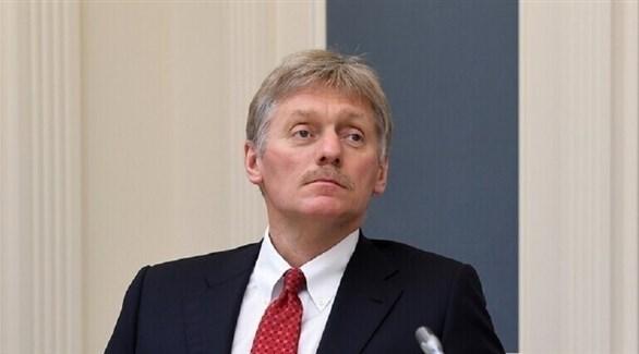 المتحدث الكرملين الروسي ديميتري بيسكوف (أرشيف)