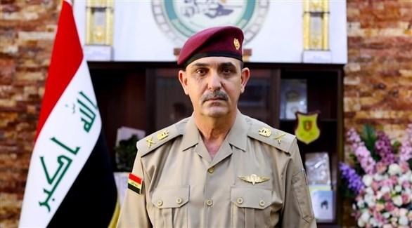 المتحدث باسم القائد العام للقوات المسلحة العراقية اللواء يحيى رسول (أرشيف)