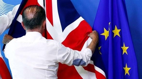 بريطانيا والاتحاد الأوروبي (أرشيف)