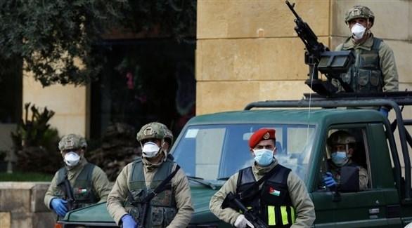 قوات الأمن الأردنية (أرشيف)