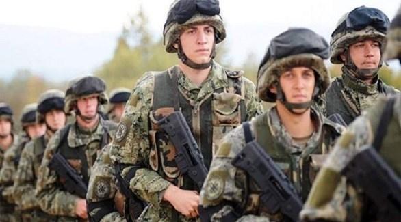 قوات الجيش اليوناني (أرشيف)