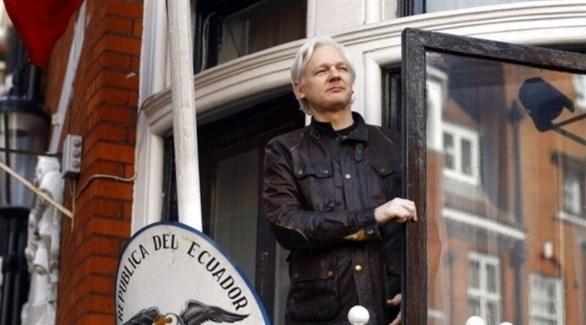 مؤسّس موقع ويكيليكس جوليان أسانج (أرشيف)