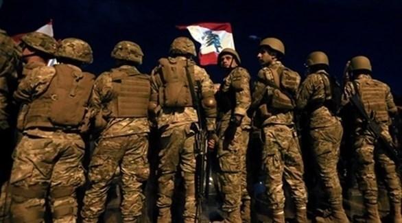 عناصر من الجيش (أرشيف)